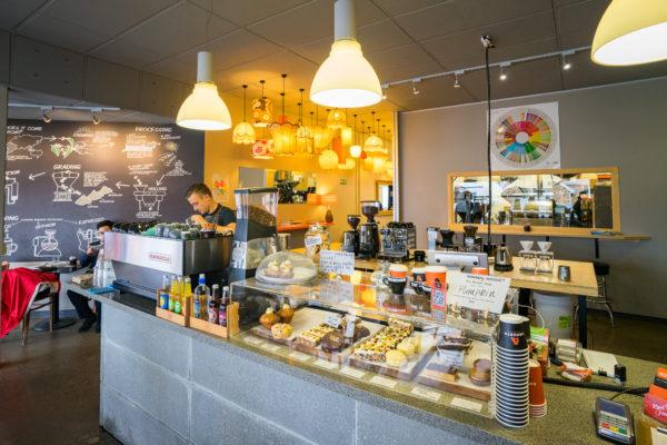 Arrosta Coffee, Palmerston North