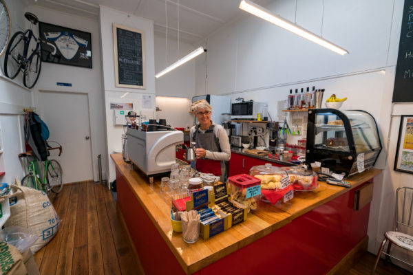 Cyclista Espresso Bar & Roastery, George Street