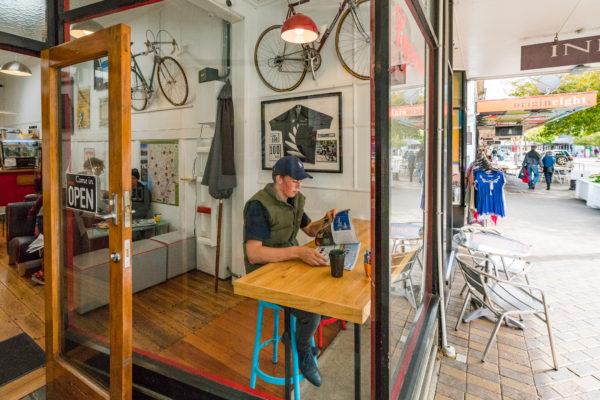 Cyclista Espresso Bar & Roastery, George Street
