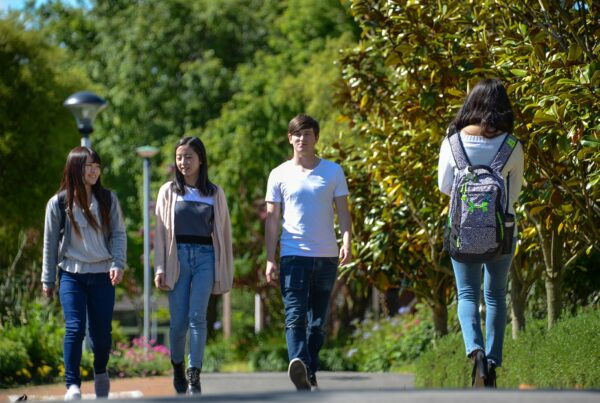 IPU New Zealand students