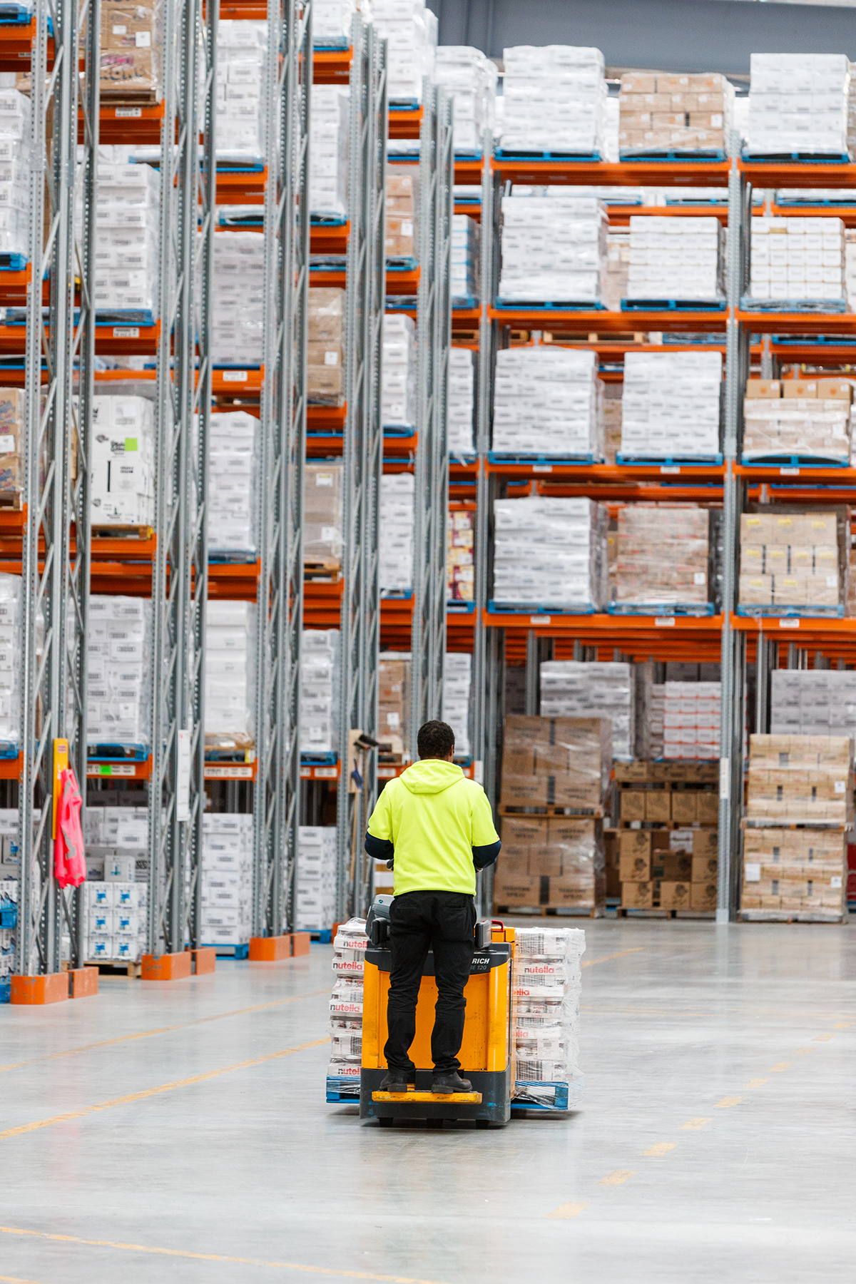 Distribution and logistics are all part of the export process