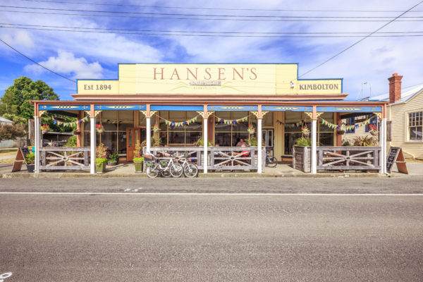 Hansen's Cafe & Store, Kimbolton