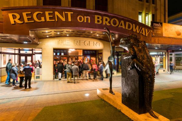 Regent On Broadway, Broadway Avenue