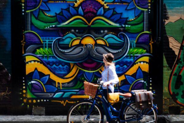 Street Art Berrymans Lane