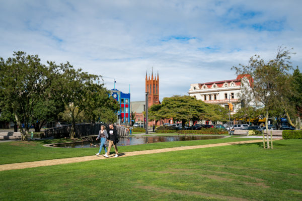 The Square, Palmerston North