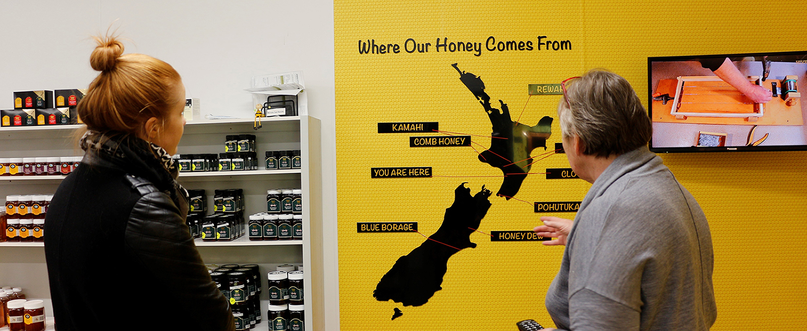 Business Success Story: Waireka Honey