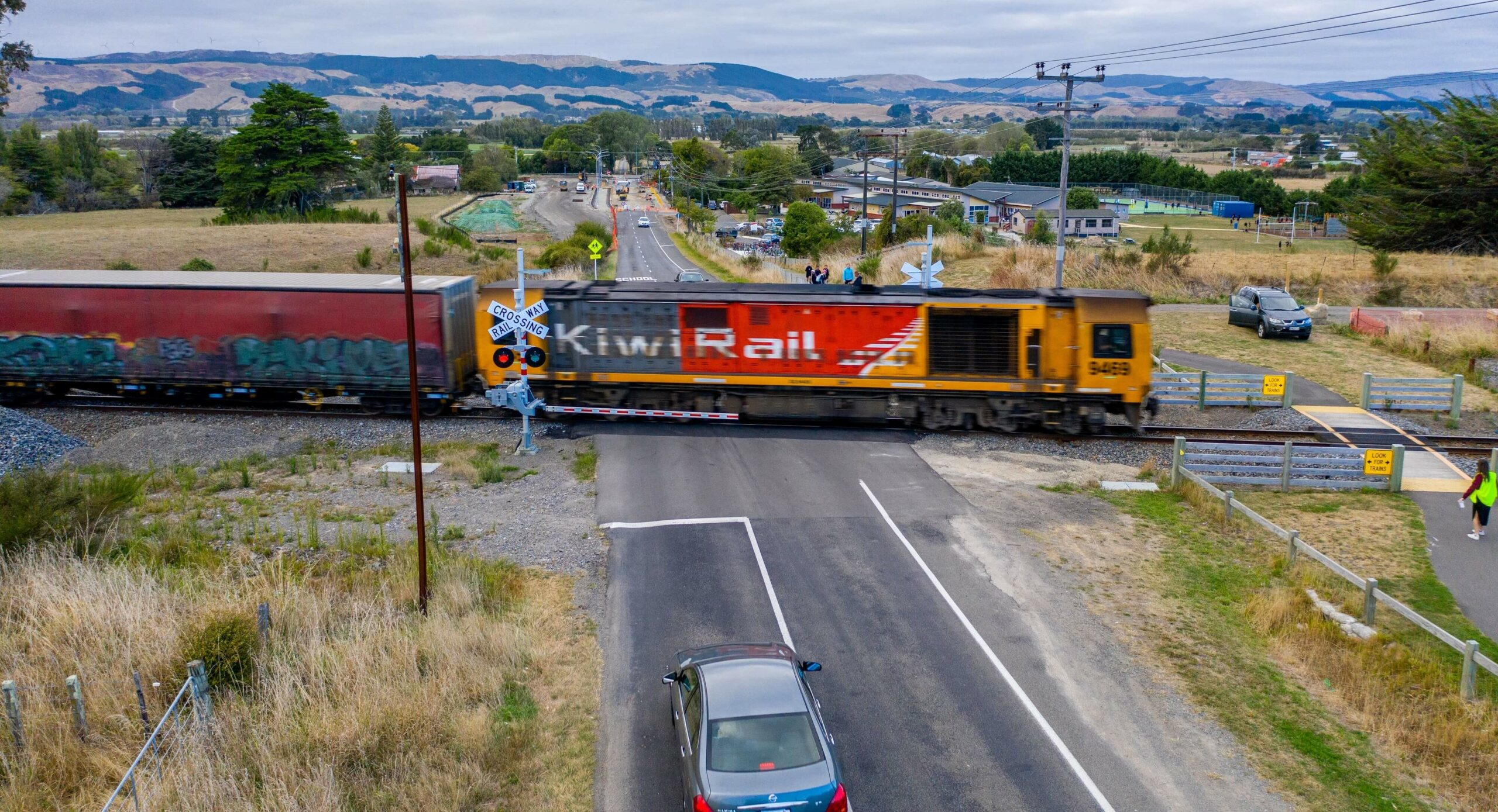 KiwiRail Freight Hub Announcement Reinforces Regions Strong Position